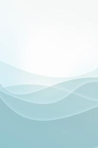 重なる曲線 CGのイラスト素材 [FYI02597543]