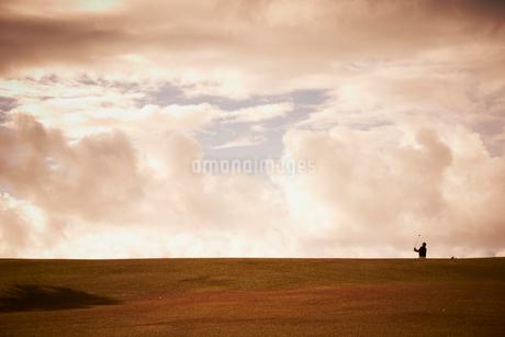 ゴルフの写真素材 [FYI02614563]