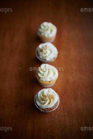 カップケーキの写真素材 [FYI02616942]