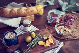 朝食の写真素材 [FYI02617333]