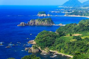 丹後半島 丹後松島の写真素材 [FYI02624012]
