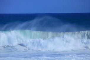 室戸岬の波の写真素材 [FYI02627269]
