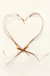 Heart-shape frameの写真素材 [FYI02631246]