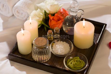 Massage suppliesの写真素材 [FYI02637054]