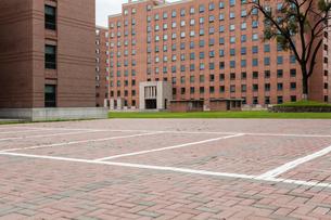 School building in Beijing, Chinaの写真素材 [FYI02637793]