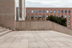 School building in Beijing, Chinaの写真素材 [FYI02637796]