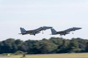 F-15戦闘機の写真素材 [FYI02641273]