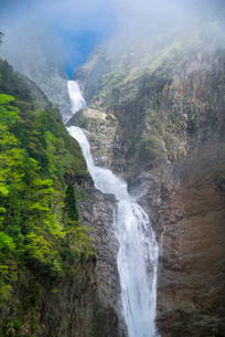 称名滝上部の写真素材 [FYI02641475]
