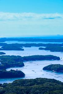 見晴展望台より英虞湾を望むの写真素材 [FYI02642770]