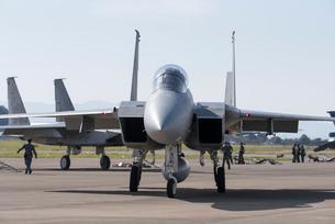 F-15戦闘機の写真素材 [FYI02643006]