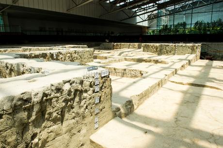 金沙遺跡の写真素材 [FYI02643014]