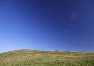 grass hills, Goldberg, Noerdlinger Riesの写真素材 [FYI02643137]