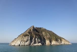small island, near Tongyeong, Gyeongsangnam-do, Koreaの写真素材 [FYI02643201]