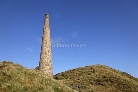 historic tin mineの写真素材 [FYI02644012]