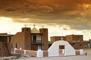 San Geronimo Churchの写真素材 [FYI02644133]