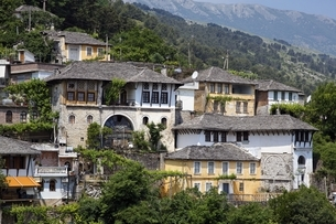 traditional housesの写真素材 [FYI02644248]