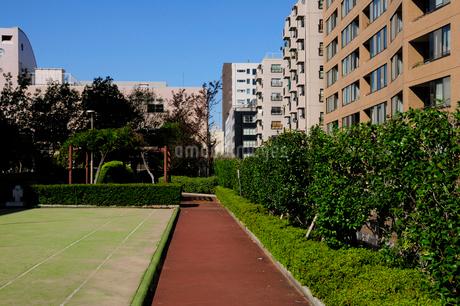 桜川屋上公園の写真素材 [FYI02645851]