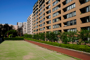 桜川屋上公園の写真素材 [FYI02645951]