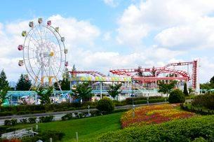 神戸フルーツ・フラワーパークおとぎの国の写真素材 [FYI02647090]