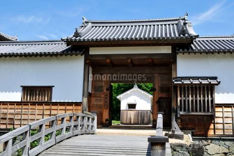 旧三日月藩乃井野陣屋跡の写真素材 [FYI02647114]