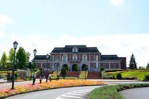 神戸フルーツ・フラワーパークの風景の写真素材 [FYI02647137]