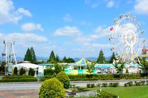 神戸フルーツ・フラワーパークの園内・おとぎの国の写真素材 [FYI02647334]