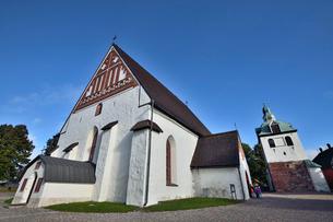 ポルヴォー大聖堂の写真素材 [FYI02647478]