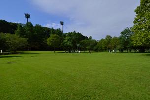 岩名運動公園の写真素材 [FYI02647574]