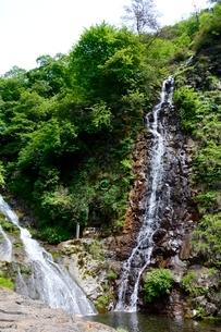 史跡,生野銀山,不動滝の写真素材 [FYI02647671]