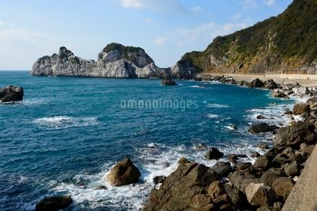 和歌山,白崎海岸の写真素材 [FYI02647909]
