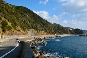 和歌山,白崎海岸の写真素材 [FYI02647984]