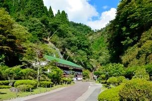 史跡 生野銀山の写真素材 [FYI02648195]