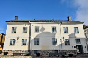 ホルム・ハウス 旧豪商の屋敷を利用した博物館の写真素材 [FYI02648564]