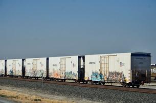 貨物車の写真素材 [FYI02648962]