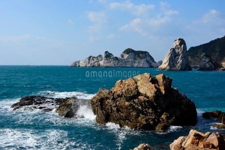 和歌山,白崎海岸の写真素材 [FYI02649345]