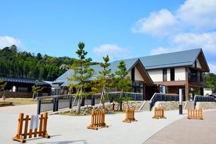 宮津 丹鉄 宮福線天橋立駅前の写真素材 [FYI02649672]