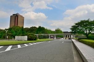 東京工科大学八王子キャンパスの写真素材 [FYI02650150]