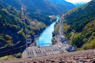 岩屋ダムの写真素材 [FYI02650572]