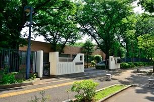 東京都大泉障害者支援ホームの写真素材 [FYI02651076]