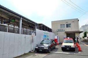 JR南武線稲城長沼駅の写真素材 [FYI02651099]