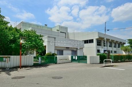 町田市立南第二小学校の写真素材 [FYI02651103]