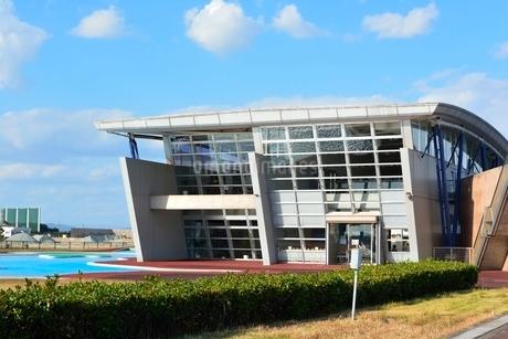 加古川海洋文化センタ-の写真素材 [FYI02651414]