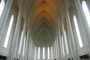 ハットルグリムス教会の写真素材 [FYI02651647]