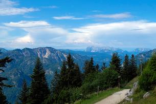 ラウシュベルク山からの眺めの写真素材 [FYI02651674]