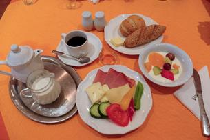 ドイツの朝食の写真素材 [FYI02651715]