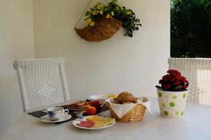 ドイツの朝食の写真素材 [FYI02651753]
