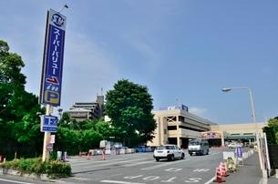 スーパーバリュー練馬大泉店の写真素材 [FYI02651840]