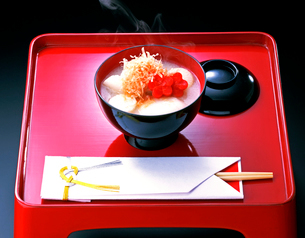 京都風 雑煮の写真素材 [FYI02651940]
