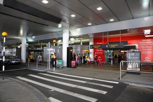 オークランド国際線ターミナルの写真素材 [FYI02652210]