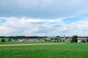 ヴァルトの村の写真素材 [FYI02652349]